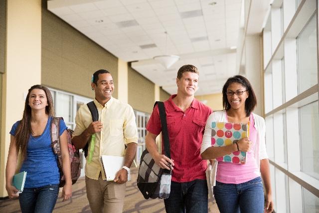 海外の大学生たち